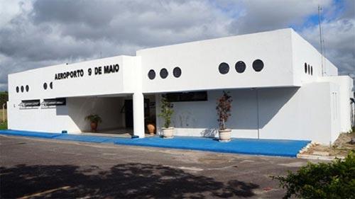 Aeroporto Teixeira de Freitas