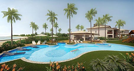 2, 3 And 4 Bedroom Apartments In Beach-Fronting Condo