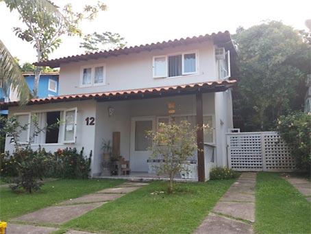 Arraial d'Ajuda - Casa Em Condomínio A 200M Da Praia