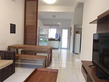 Casa com 3 Quartos à Beira-mar em Arraial d'Ajuda