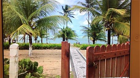 Casa de 4 Quartos em Condomínio a Beira-Mar