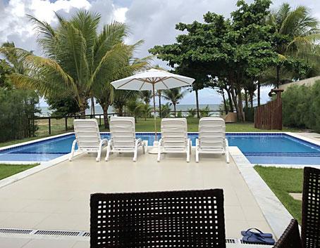 Casa de 5 Quartos em Condomínio Premium à Beira-mar
