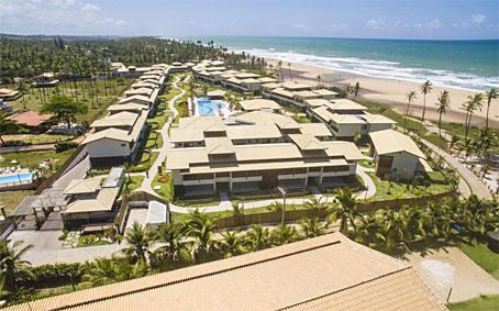 Apartamento Novo de Três Quartos com Vista Para o Mar e Jardim Privado