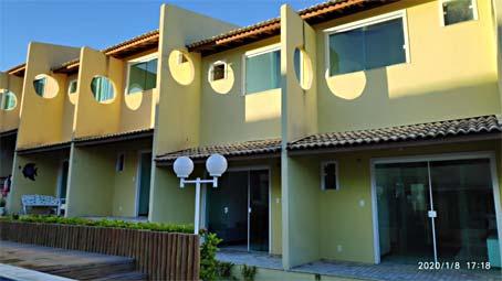Casas Geminada Duplex em Condomínio Fechado