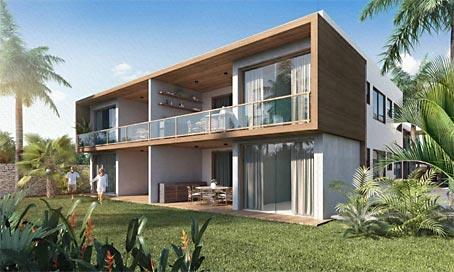 Apartamentos Novos em Condomínio em Desenvolvimento em Imbassaí