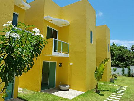 Apartamentos Novos de Dois e Três Quartos em Imbassaí