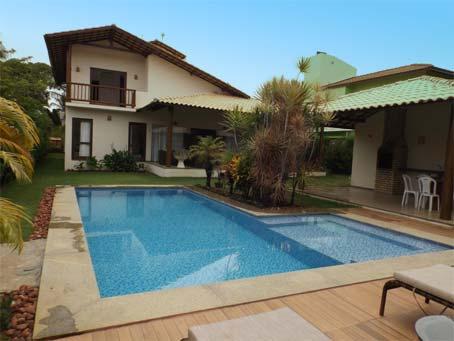 Itacimirim - Casa Com 4 Quartos