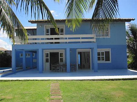 Itacimirim – Mansão de Quatro Quartos à Beira-mar