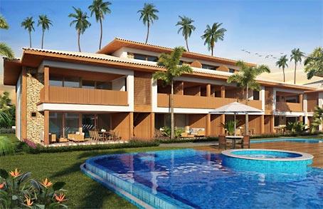 Apartamentos de Dois e Três Quartos em Condomínio Premium de Frente para o Mar