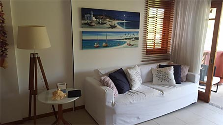 Beautiful Fully-furnished Apartment With Lagoon View