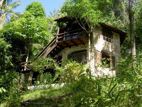 Bela Casa de Um Quarto em Localização Paisagística
