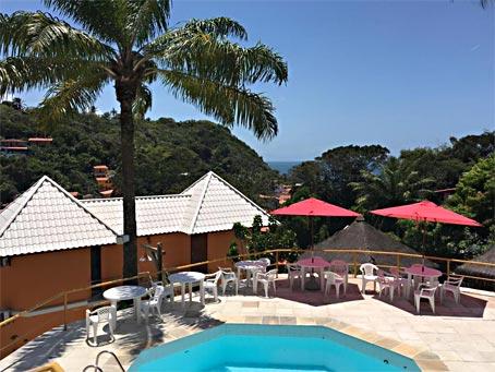 Hotel Com 36 Quartos em Excelente Localização Próximo à Primeira Praia