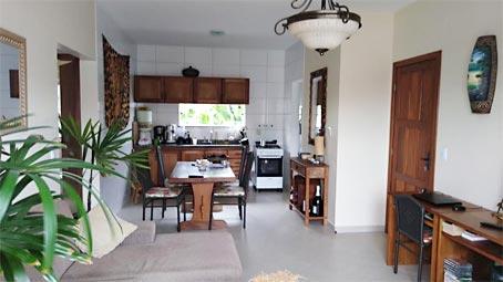 Apartamento Mobiliado de 2 Quartos