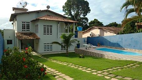 Bela Casa com 6 Quartos em Porto Seguro