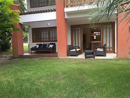 Apartamento de Dois Quartos Próximo à Lagoa Timeantube