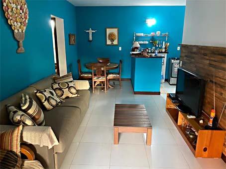 Apartamento de Piso Térreo Próximo à Vila
