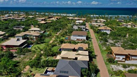 Praia do Forte - Casa Alto Padrão No Piscinas Naturais