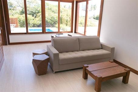 Bela Mansão à Beira-mar Com 5 quartos em Condomínio Premium