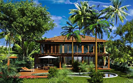Casa Charmosa de 5 Quartos em Condomínio Premium