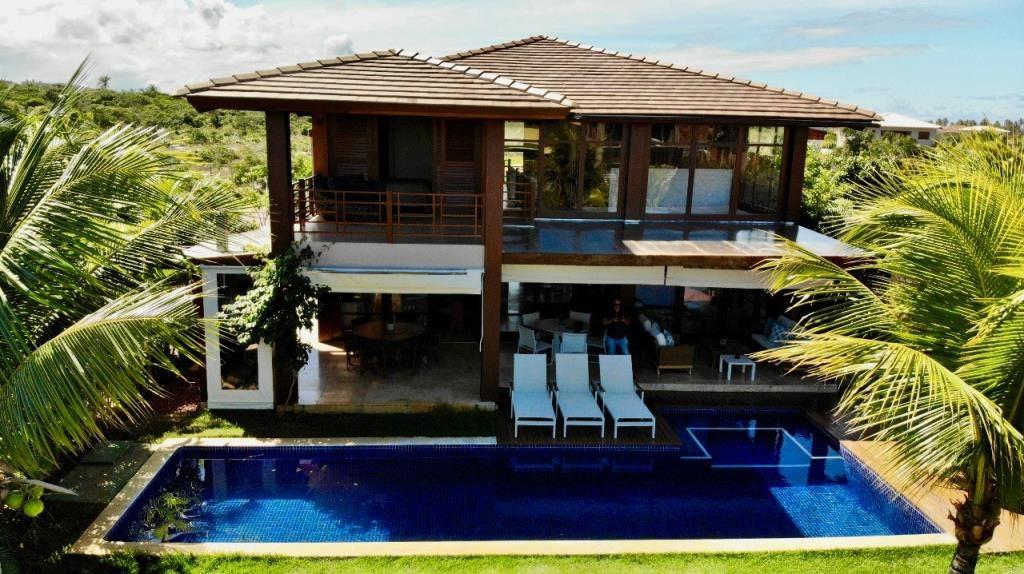 Casa de Cinco Quartos Próxima à Lagoa Timeantube