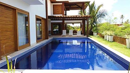 Casa Luxuosa de 5 Quartos Próxima à Lagoa Timeantube