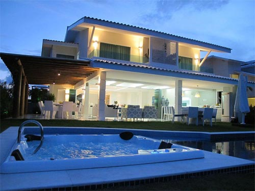 5-Bedroom House In A Luxury Condo In Praia Do Forte