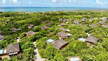 Casa de Quatro Quartos no Resort Ecológico Tivoli