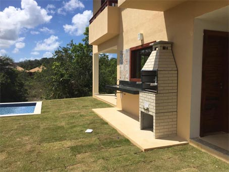4 Bedroom House In An Upmarket Condo In Praia do Forte