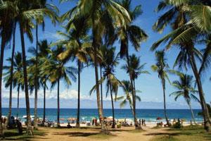 Praia Itacare
