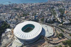 A Itaipava Arena Fonte Nova