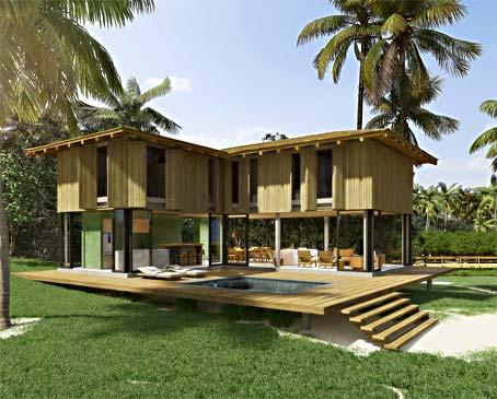 Casa Premium com 3 Quartos e Piscina em Condomínio de alto nível