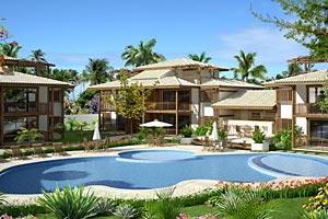 Praia Do Forte Apartamentos R$600.000