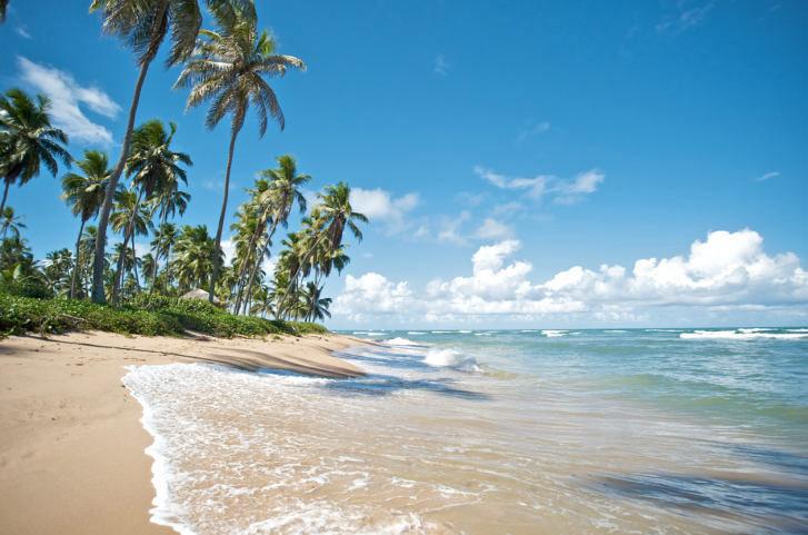 Praia Do Forte Praia