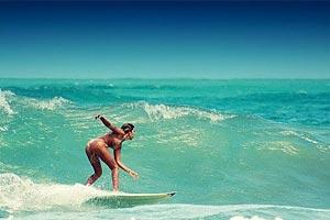 Surfing Brasil