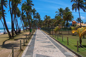 Vilas do Atlântico Praia Estrada