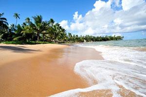 Vilas do Atlântico praia