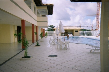 3 Bedrooms spring across North Shopping Salvador 6