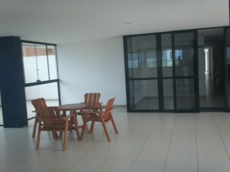Coverage bedroom apartment in Jardim Armacao 1
