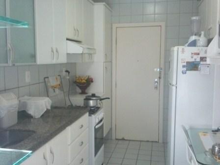 Apartamento de 3 quartos 2 suítes em Patamares 7