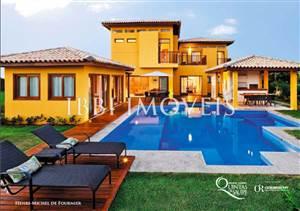 Casas de alto padrão em Costa de Sauípe