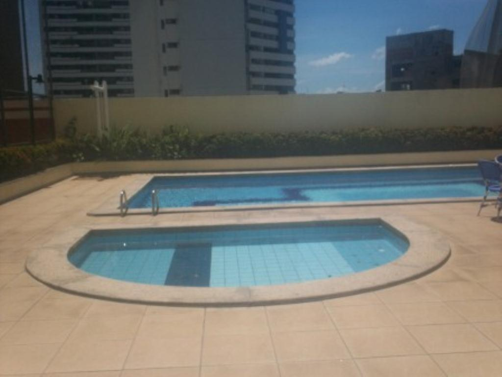 Cobertura 4  Quartos 1 suíte com piscina privativa 9