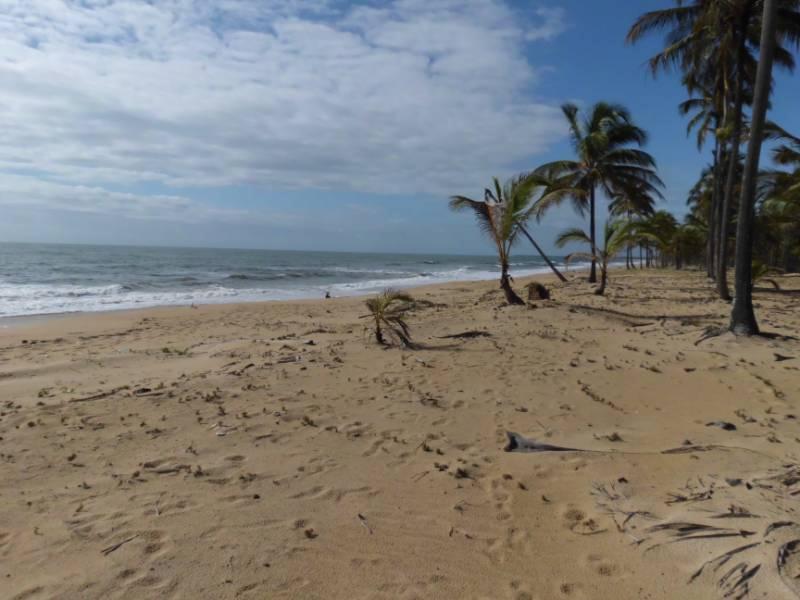 Terreno Beira Mar Em  1
