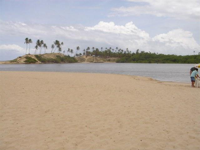 Área na Península 2