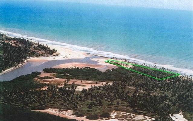 Área na Península 9