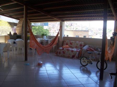 Apartamento de 2 quartos 1 suite com terraço em Brotas 2