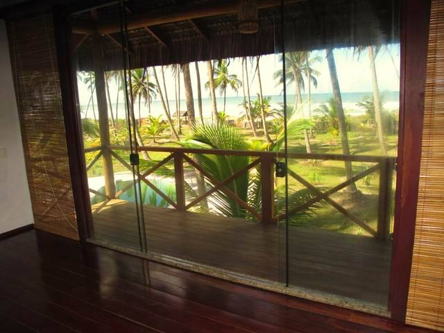 Beautiful House with 58m of beach located close to Ilheus 10