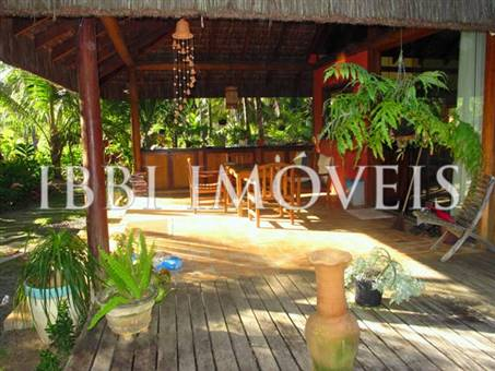 Beautiful House with 58m of beach located close to Ilheus 5