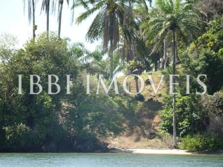 Ilha Tropical Localizada Em  1