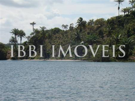 Isla tropical ubicado en Camamú 1