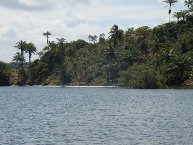 Isla tropical ubicado en Camamú 4